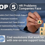 Top 5 HR Problems Small to Medium Size Companies Face